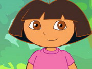 Dora the Explorer Dress Up