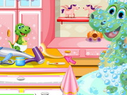 Baby Dino Spa Salon Care
