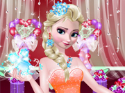 Elsa Royal Prom Salon