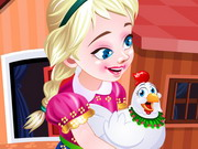 Frozen Anna Poultry Care