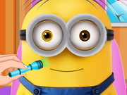 Minion At Eye Clinic
