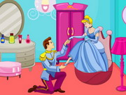 Princess Cinderella Wedding Doll House